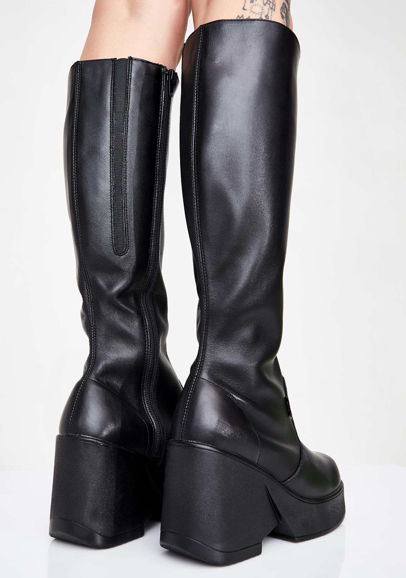 ROC Boots Australia Pharaoh Wedge Boots