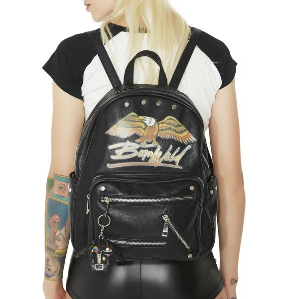 Current Mood Born Wild Moto Backpack