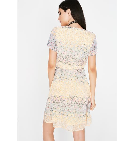 Ever More Floral Dress