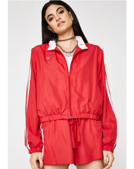 Sport It Out Windbreaker