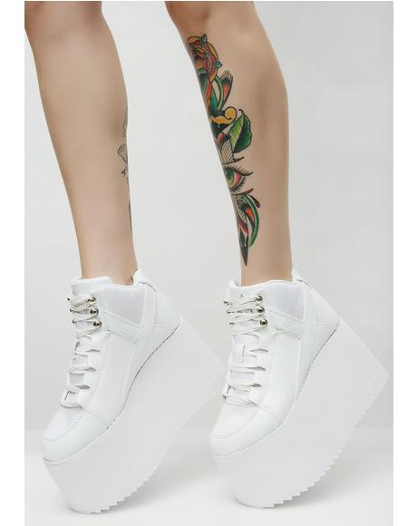 Pure Qozmo II Platform Sneakers