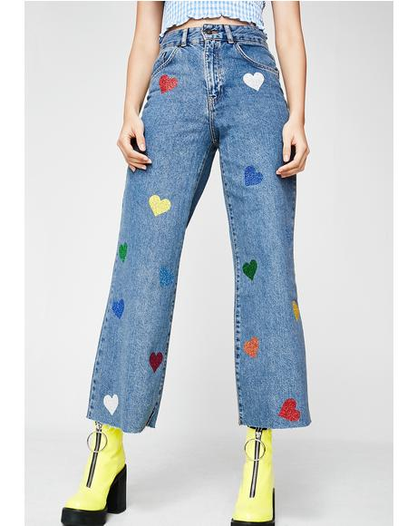 Love Wins Jeans