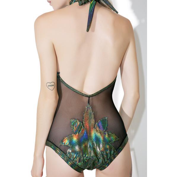 J Valentine Bud Fairy Bodysuit