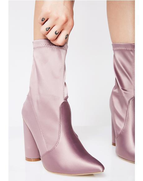 Rosé N' Slay Booties