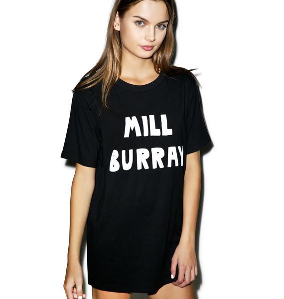 Lazy Oaf Mill Burray T-Shirt