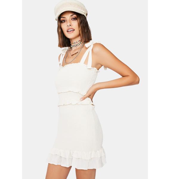 Let's Picnic Mini Dress