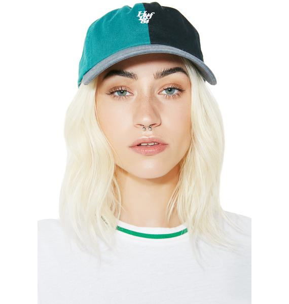 HUF Country Club Curve Visor 6 PNL