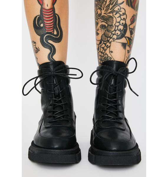 Easy Recruit Combat Boots