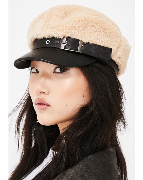 Downtown Date Sherpa Hat