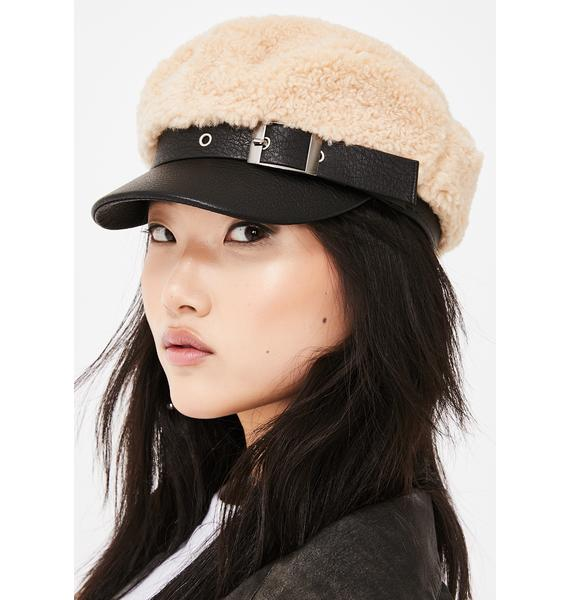 Downtown Date Sherpa Hat