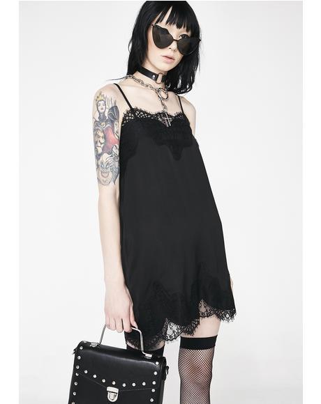 Minefield Slip Dress