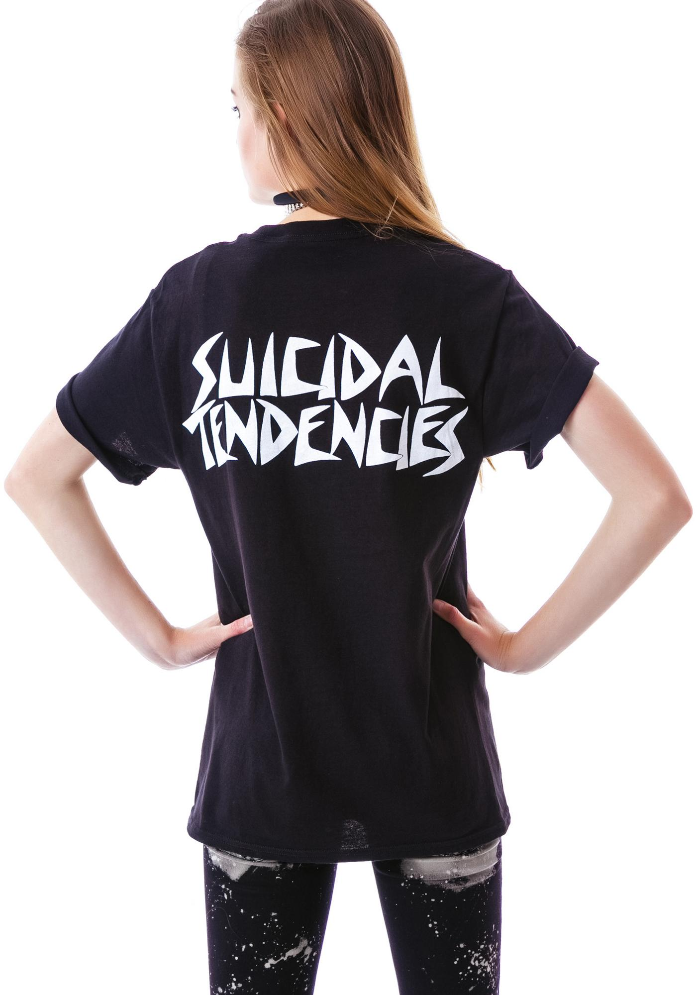 Suicidal Tendencies Possessed Shirt