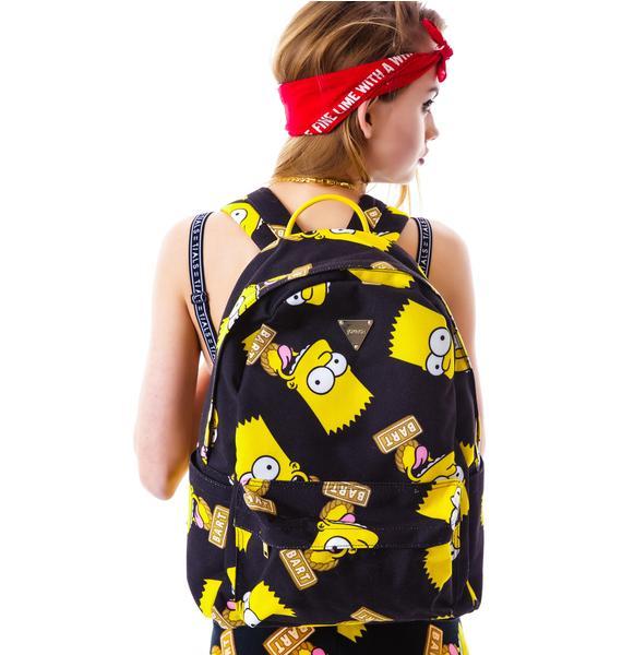 Joyrich Bart Face Backpack