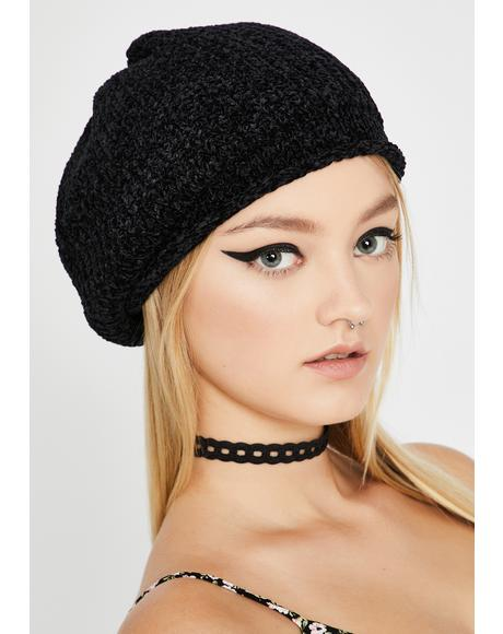 Find Yourself Knit Beret