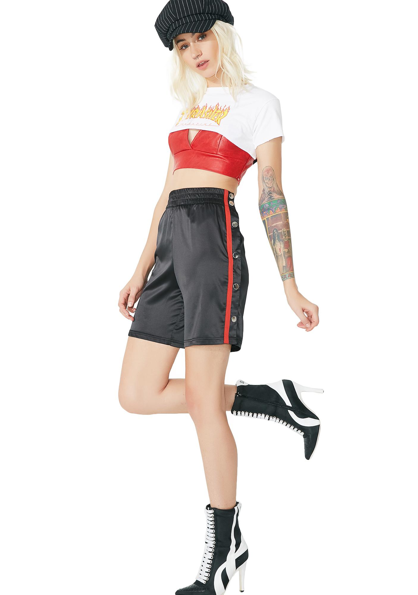 Sporty Game Shorts