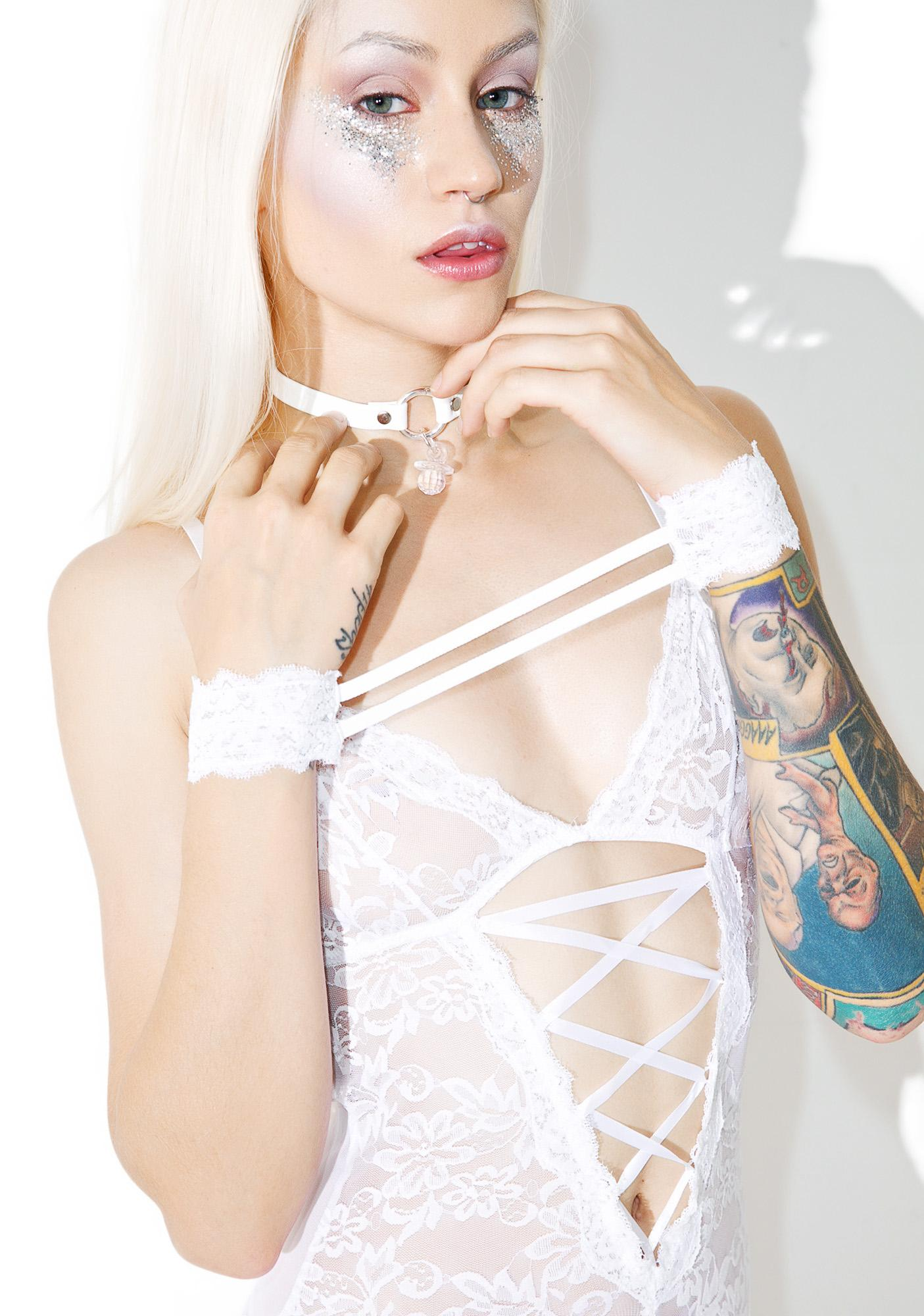 Sweet Love Captive Lingerie Set