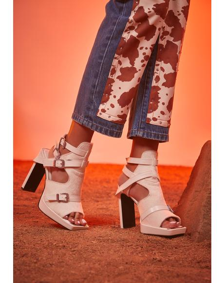 High Noon Mule Heels