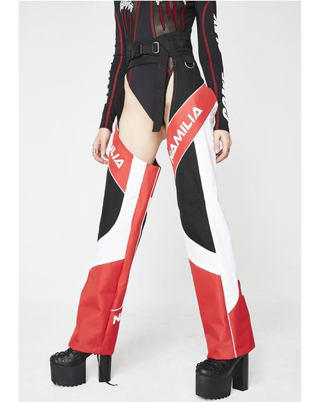 Motocross Chap Trousers