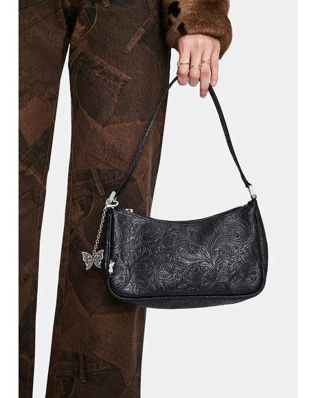 Python Baguette Bag