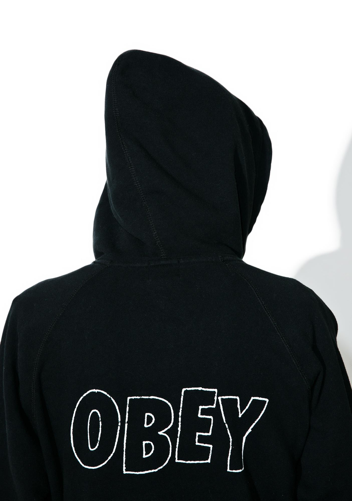 Obey Lo-Fi Hoodie