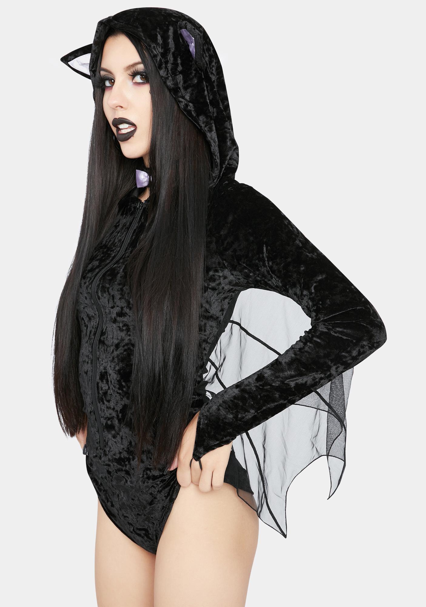 Dolls Kill Bat Baddie Costume