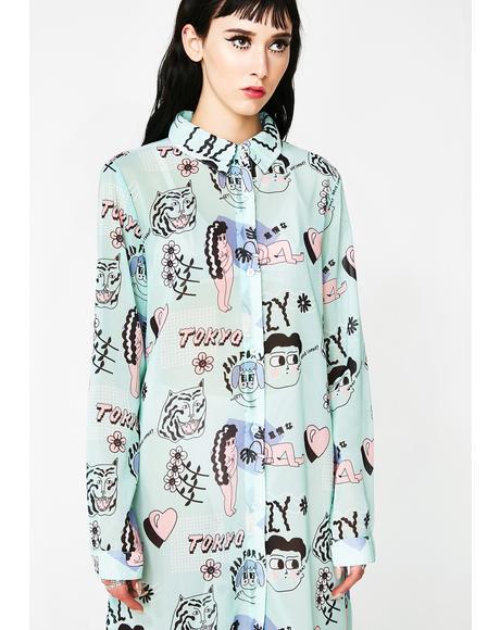 Go Go Tokyo Shirt