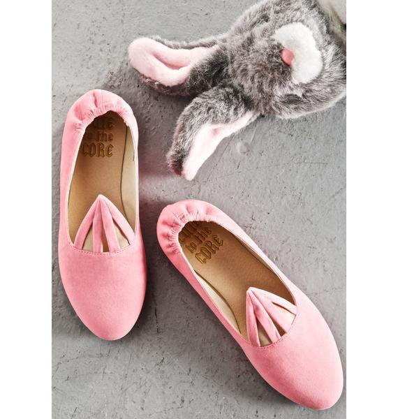 Sweetie Bunny Hopper Flats