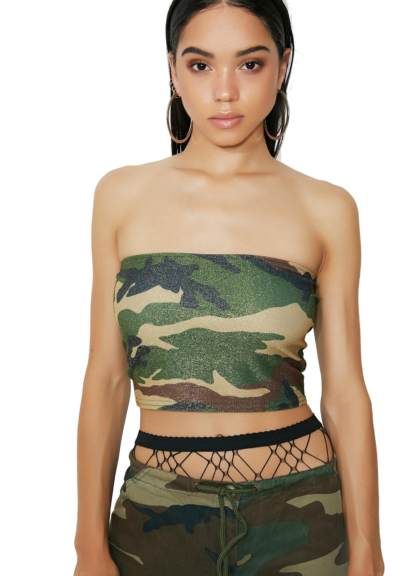 American Deadstock G.I. Jetson Tube Top