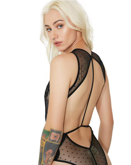 Think Of Me Lace Bodysuit