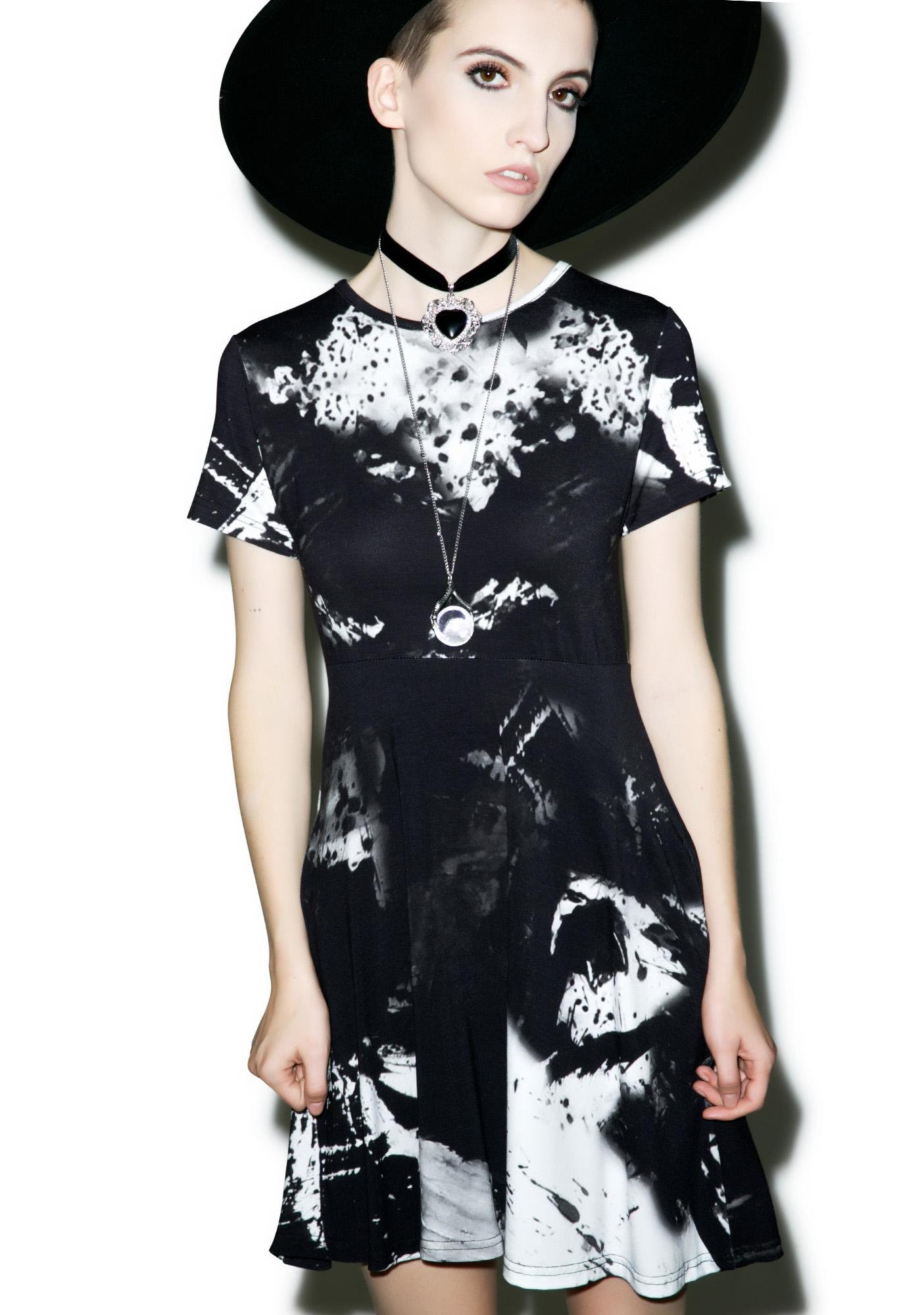 Disturbia Ink Dress