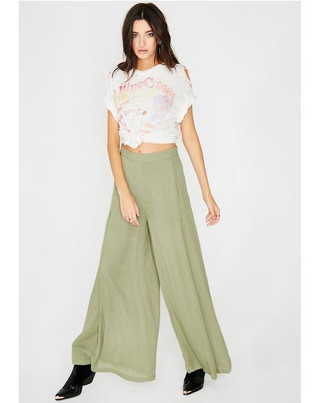 Easy Breezy Flowy Pants