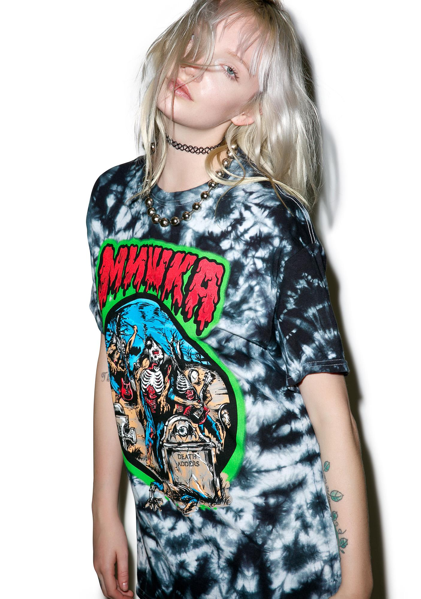 Mishka Lamour Living Death Adders Tee