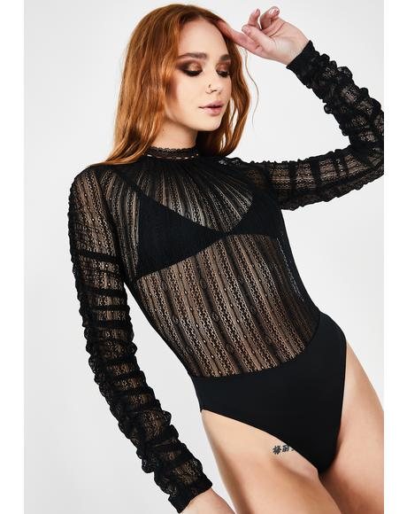 Everyone Fantasy Mesh Bodysuit