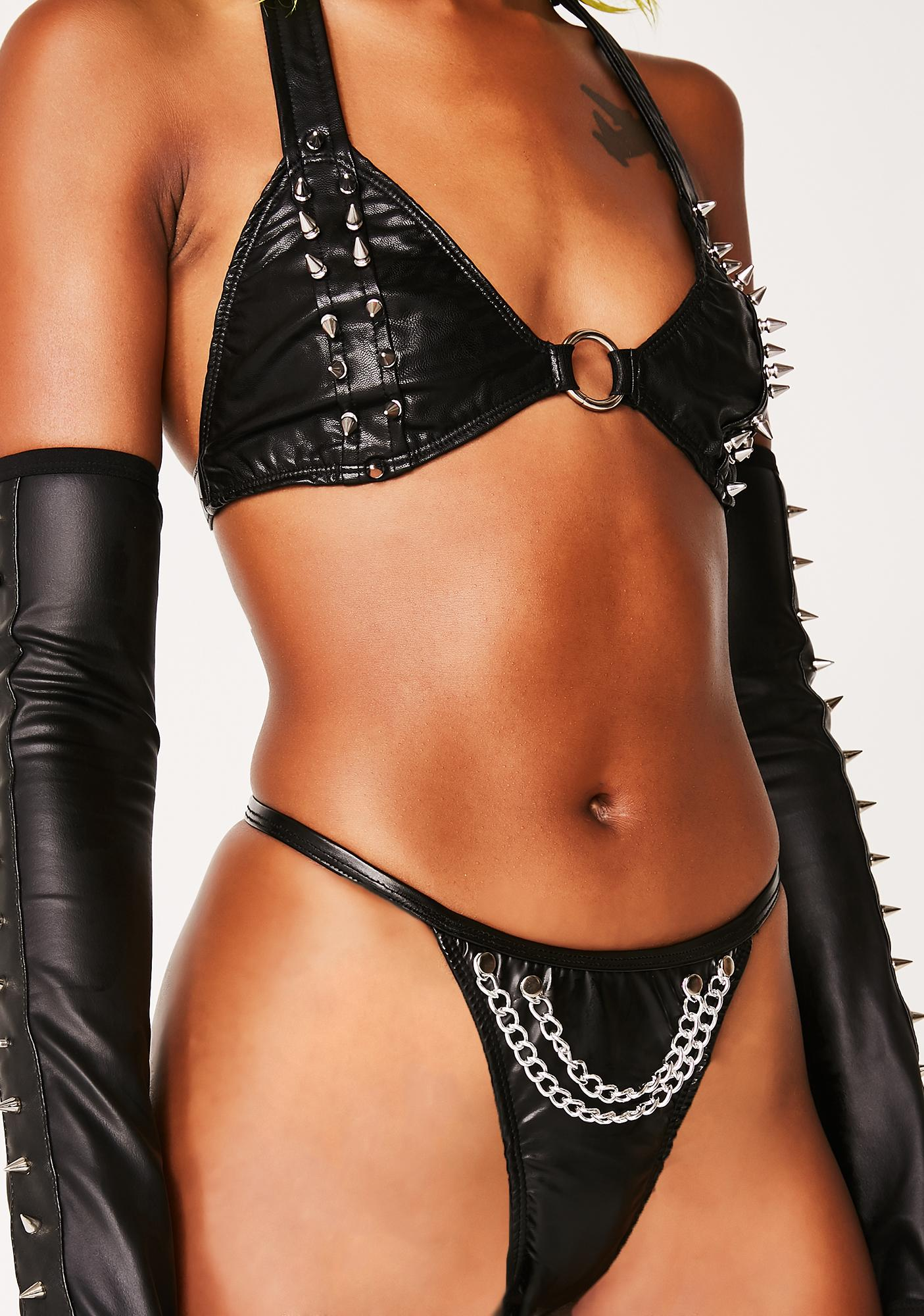 Club Exx The Huntress Chain Panties