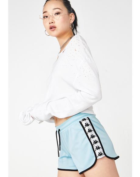 Azure 222 Banda Anguy Shorts