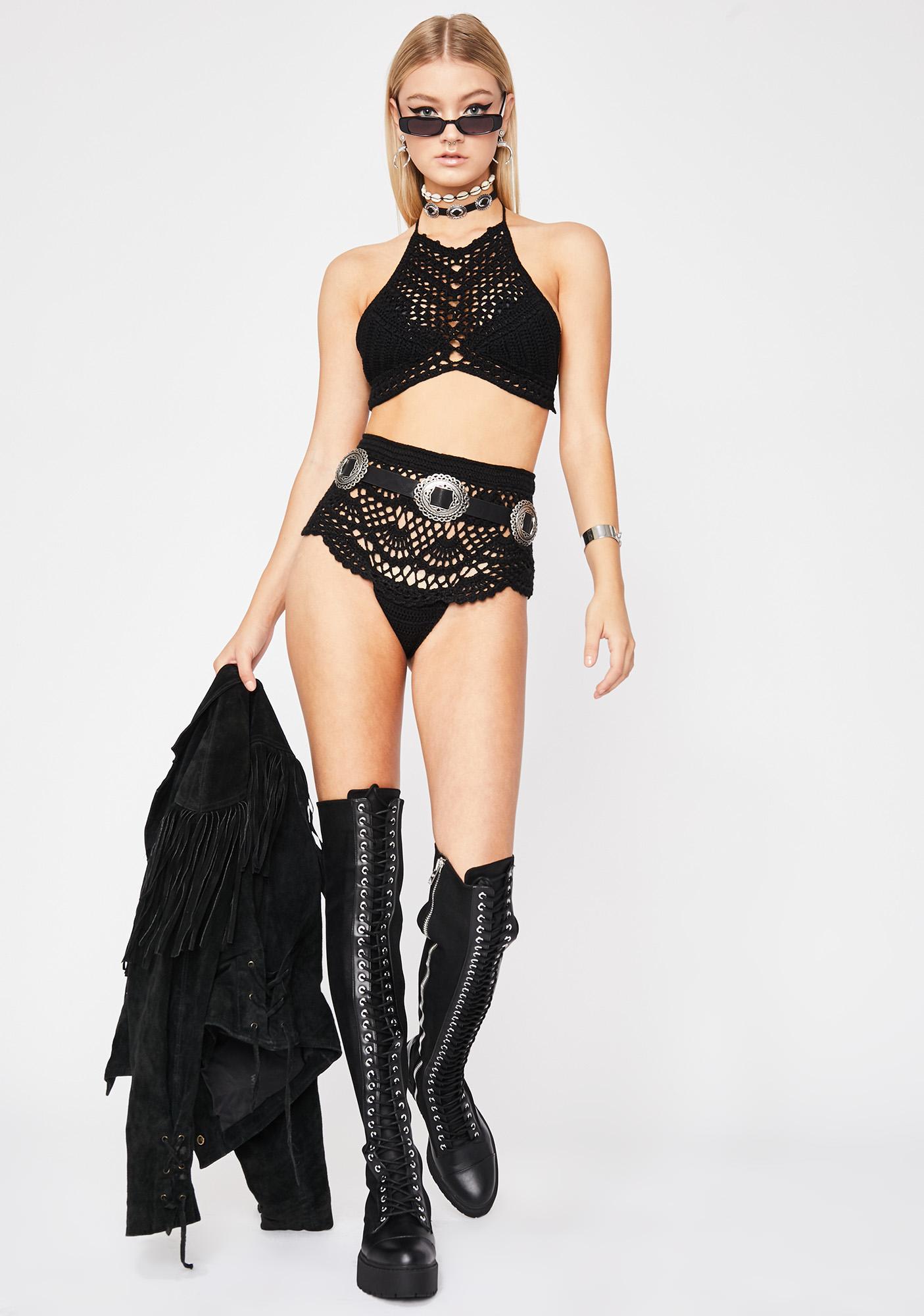 Diva Reign Crochet Set