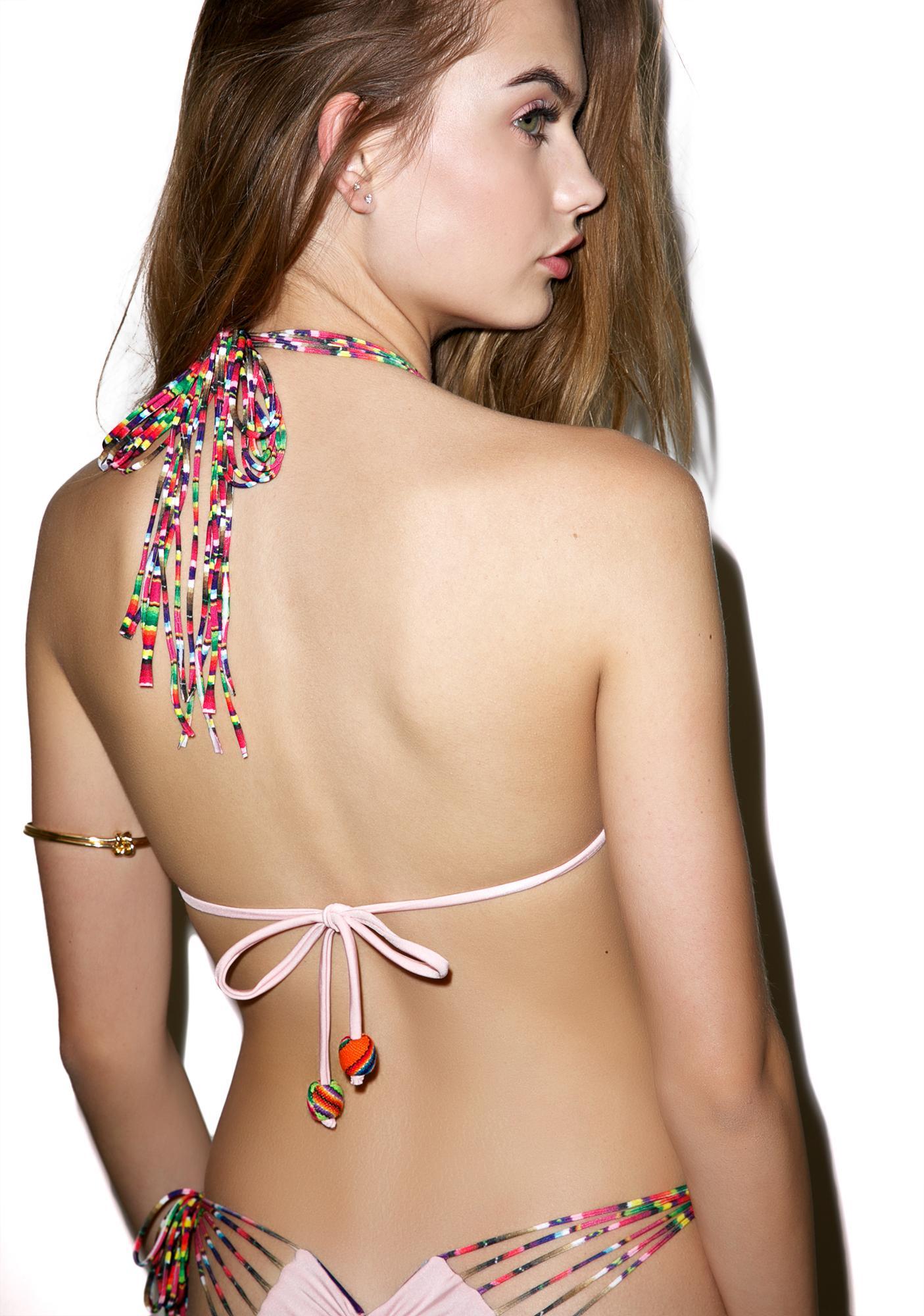 Solkissed Swim Maria Reversible Bikini Top