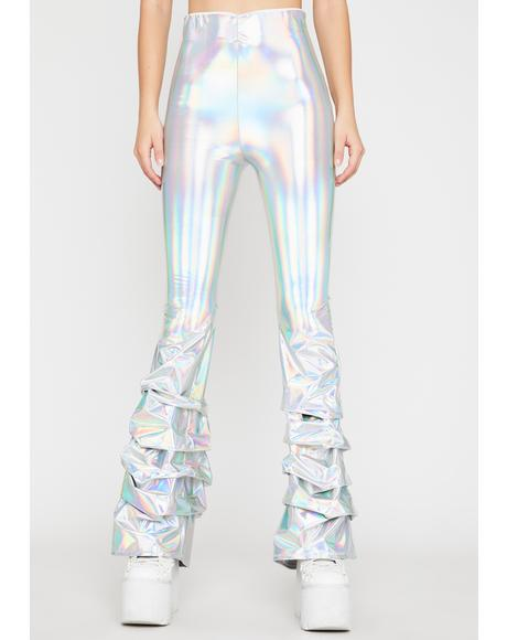 Moonstone Dirty Disco Flare Pants