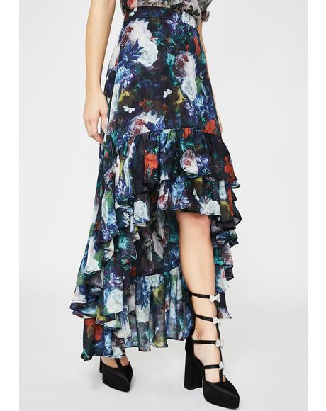 Mykonos Maxi Skirt