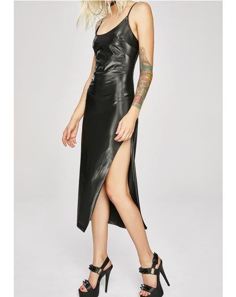 Dodgin' Bullets Midi Dress