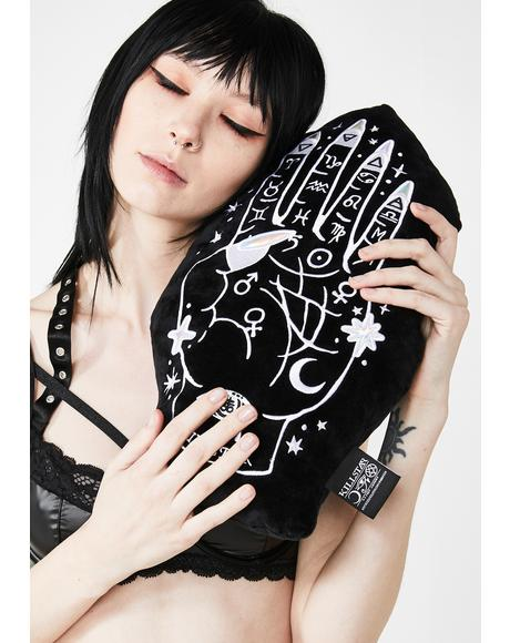 Palmistry Cushion