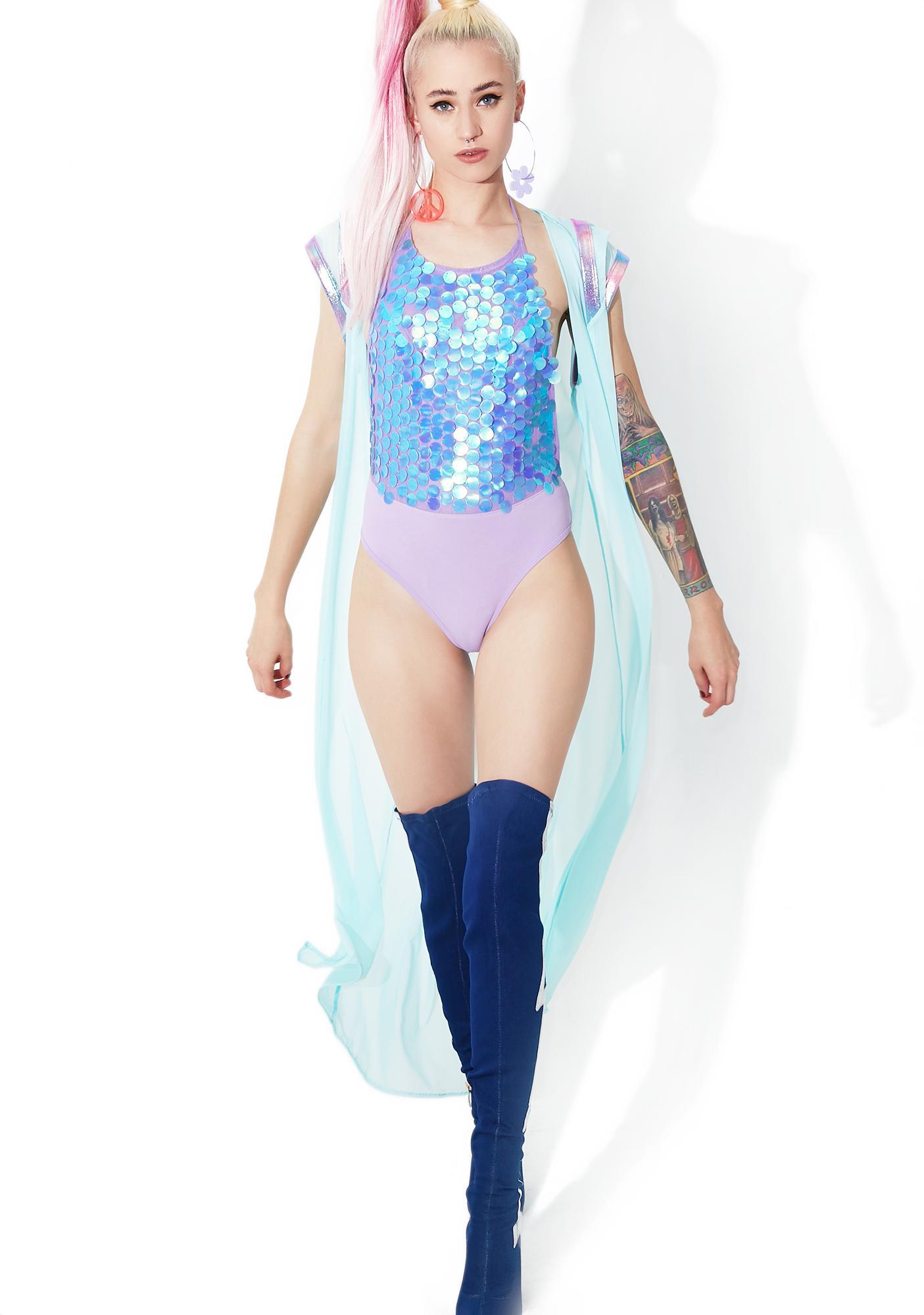 Motel Mermaid Abbeylee Bodice