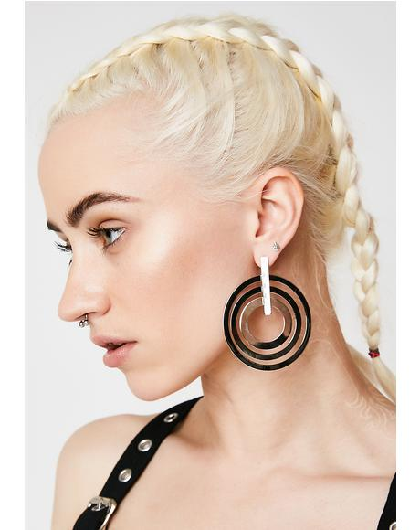 On Another Wavelength Earrings