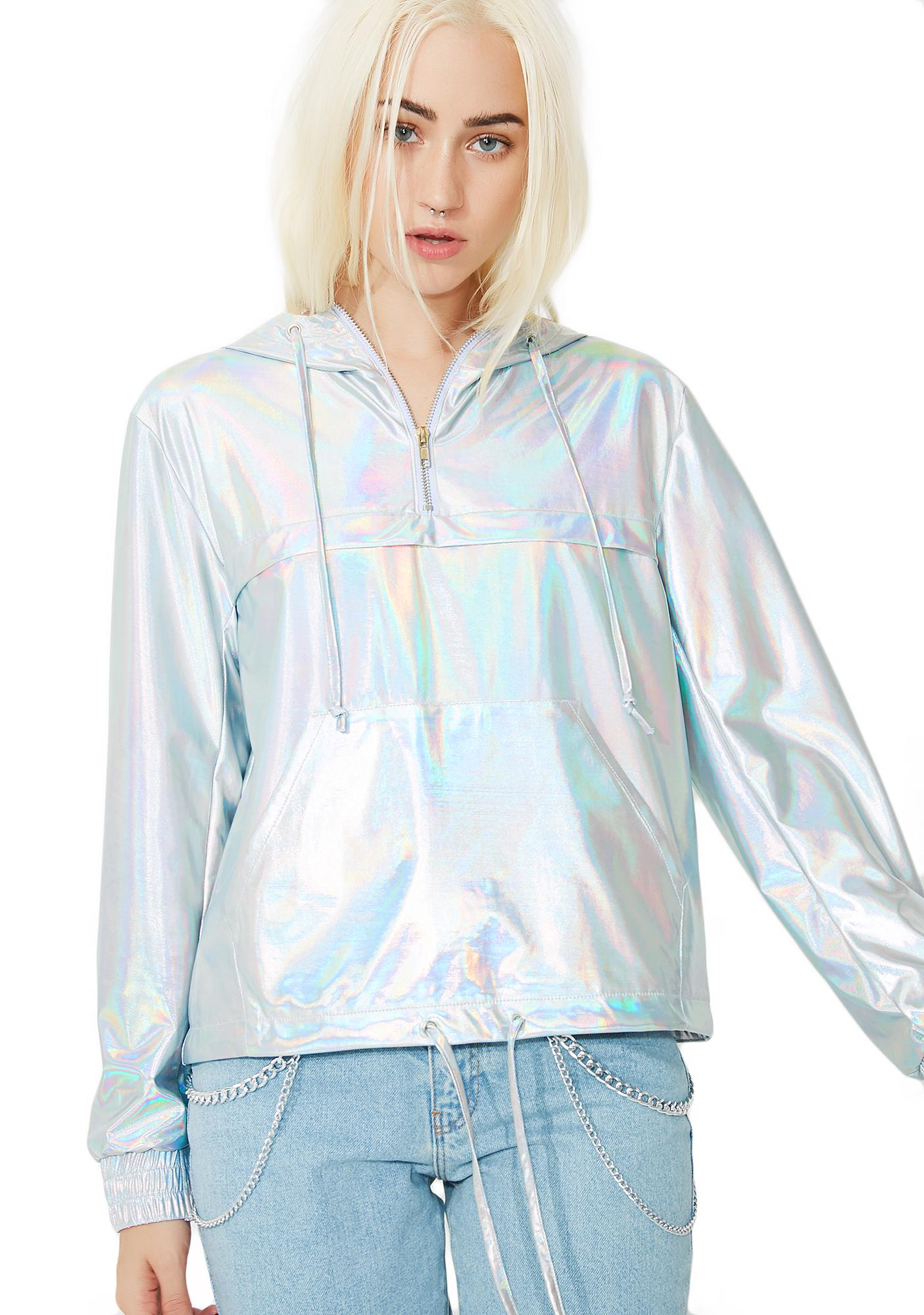 Cosmic Feels Windbreaker