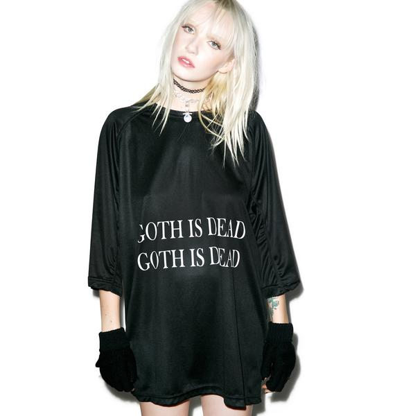 W.I.A Goth Is Dead T-Shirt