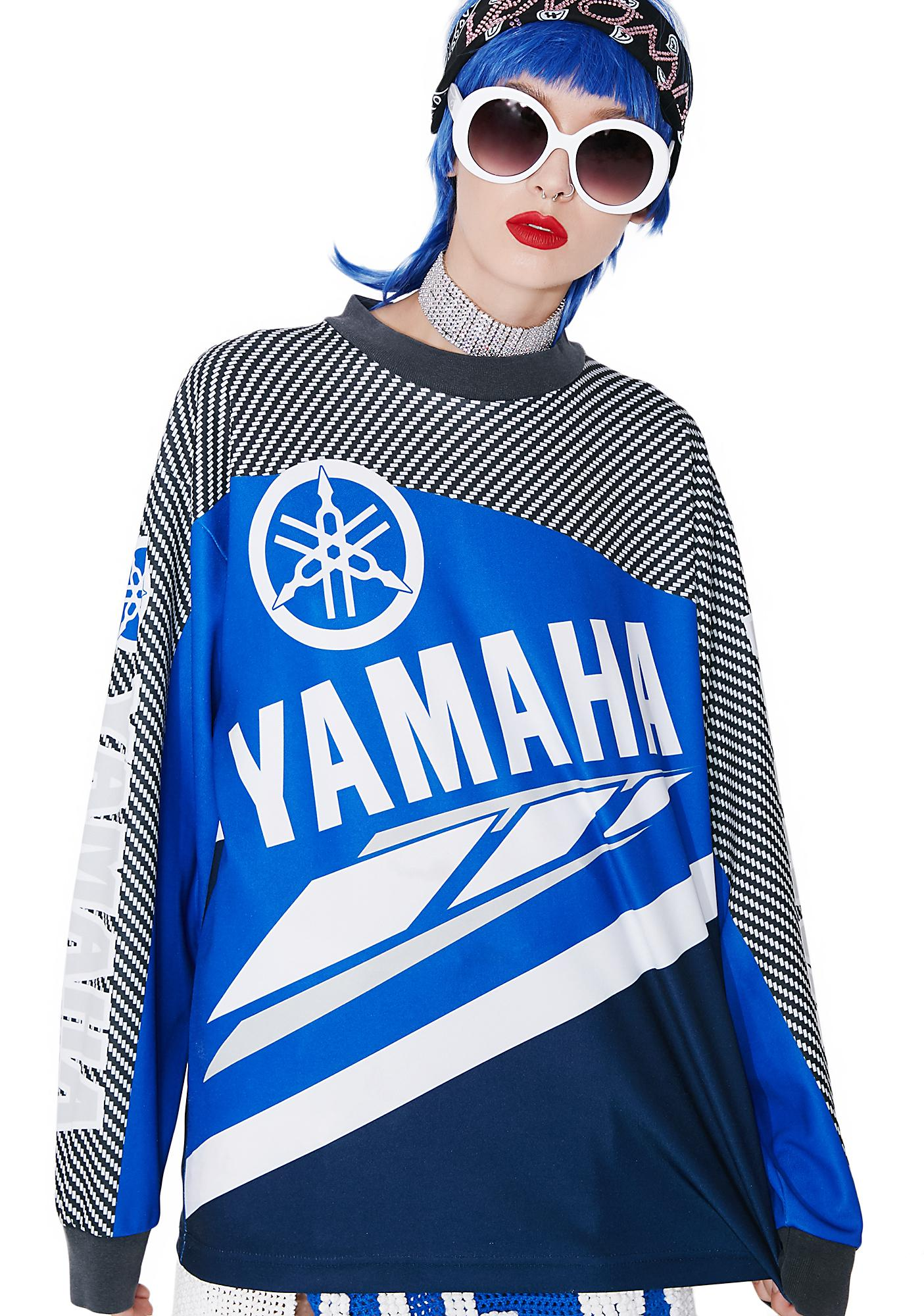 Vintage Yamaha Jersey