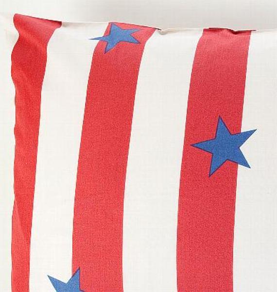 Salute Yer Flag Pillowcase Set