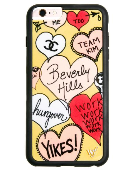 LA Things iPhone Case