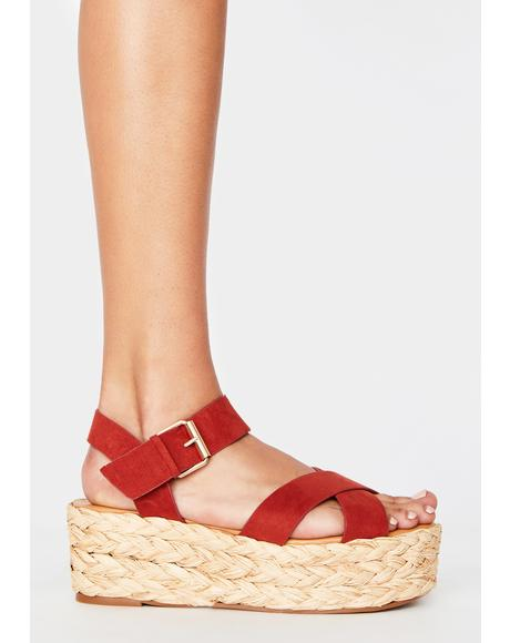 Sienna What A Day Espadrille Sandals