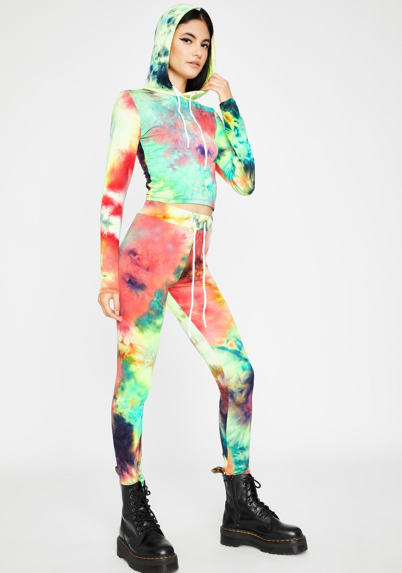 Funky Trippy Chillin' Jogger Set